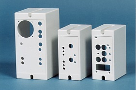 Boxes drilled to your specification